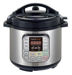 5L/6L hogares multifunción de electrodomésticos de cocina de aluminio de arroz eléctrica mejor olla a presión para la carne de la Sopa de yogur