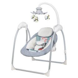 4 ماما ماما ماما 4 أرجوحة الطفل، هزازة Bluetooth الطفل مع الموسيقى