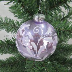 De Bal van het Glas van Kerstmis voor de Giften van de Ambacht van het Ornament van de Haak van de Levering van de Decoratie van de Partij van het Huwelijk van de Vakantie
