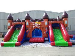 Большой открытый надувные пиратской тема Bounce детская площадка с
