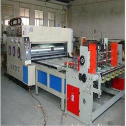 自動フィーダーマッチと Semiauto パッケージカートンボックス印刷機