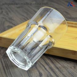 Vaso de vidrio al por mayor 304ml de agua de vidrio Inicio de la copa de cristal la cerveza