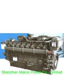 motore marino del main del motore del crogiolo di carico del motore diesel di 2700HP 1350rpm