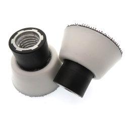 """2 """" 50mm 5/8 """" - 11 Gewinde-Sandpapierschleifmaschine-Schutzträger-Auflage-backup versandende Auflage-Haken-und Schleifen-Energien-Hilfsmittel-Zubehör"""
