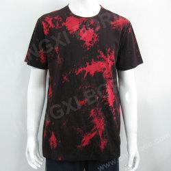 Hot Sale Fashion Sport Vêtements en gros d'usure des hommes T shirt Logo personnalisé jersey de coton teint Tie Polo Shirt