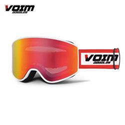 新しい雪のゴーグルの高品質UV400のスキーゴーグルの反霧の屋外スポーツのゴーグルのスキー/Motocrossの2020のゴーグル