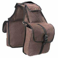 Oxford equestre confortável personalizado à prova de lona leve e respirável sacos de sela