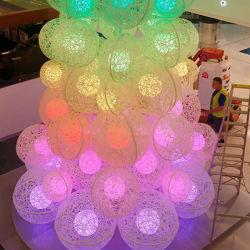 Cintilantes Esfera RGB para a Luz de Teto Graden Decoration