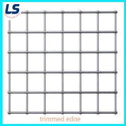 Rete metallica o rete di recinzione zincata e rivestita in PVC