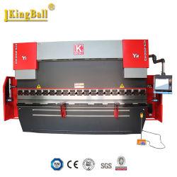 4+1 asse Wc67y Auto CNC NC freno idraulico per lamiera d'acciaio dolce KCN-10032 con controller CT12 per lamiera d'acciaio, acciaio, mite, carbonio, SS, C.