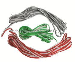 1.3cm 회색 빨간색 안전 하이 리플렉티브 바인딩