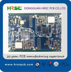 De Muis PCBA&PCB, PCB van de computer van de Raad van de Controle van de Bestuurder van de Framboos Pi DVD
