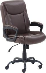 Moderno ed ergonomico girevole in pelle tessuto mesh Massage Boss Swing Sedia da ufficio girevole per computer dell'Executive Visitor Task