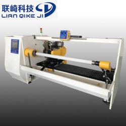 Vinheta adesiva plástica Papers Etiquetas Rolo de máquina de corte