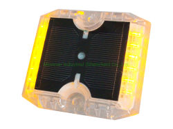 Goujon de route solaire rectangulaire en plastique / lumière de jardin / Lumière solaire