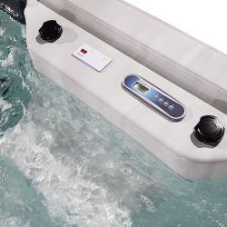 سعر الجملة 5.8 من البالغين والأطفال حوض السباحة مع تحكم سهل