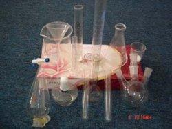 Лаборатория стеклянной посуды
