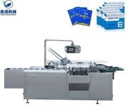 Automatische Befestigungsteile der NahrungTyz-130/pharmazeutische/Kosmetik-/Medizin-/Flaschen-/Gefäß-Kasten-Verpackungs-kartonierenmaschine