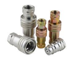 La norme ISO7241-d'un accouplement rapide hydraulique de Parker d'échange d'accouplement rapide