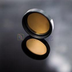 Componente de la óptica de equipos láser interferencia dieléctrico lentes de filtro de banda angosta