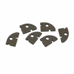 Magneti permanenti al boro in ferro al neodimio e stampaggio a compressione personalizzato NdFeB