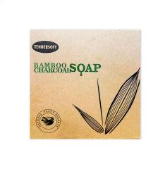120g бамбук древесный уголь масла мыло ручной работы