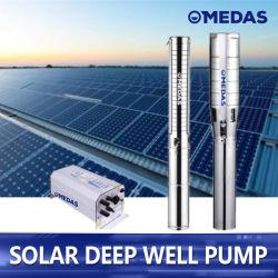 Solare DC/AC drain energia-Saving irrigazione elettrica sommergibile pozzo profondo Pompa dell'acqua