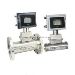 温度および圧力補償、ガスまたは空気または蒸気タービンの流れメートル