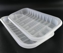 장방형 PP 투명한 플라스틱 물집 과일 포장