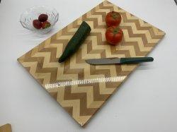 Venda por grosso de alta qualidade para picar Bambu Board da placa de corte utensílios de cozinha
