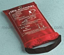 Feuer-Zudecke hergestellt durch Feuer-Sicherheit Fibreglassen1869