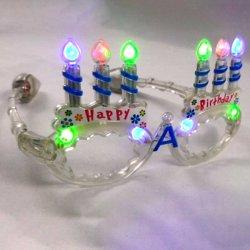 Parte Favor LED piscando 50ª Festa de óculos para vender