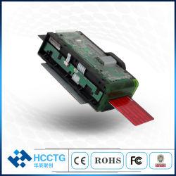 Prend en charge de la carte RF/IC R/W et moteur de carte de lecteur de carte magnétique pour le paiement Kiosk Hct-A6