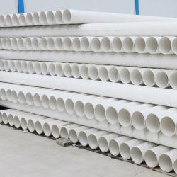 Customizable PVC 배수장치 관 75mm 110mm 160mm 엄밀한 PVC 백색 파란 주황색 색깔 폐수 관