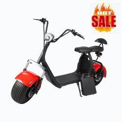 Heißer Verkauf 1500W Citycoco Scooter mit Vorderradaufhängung Harleyment Electric Roller zum Verkauf