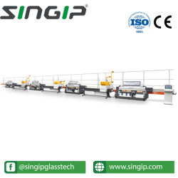 Slmx2516 직선형 유리 제품 판매 수직 생산 라인 가장자리 정리 기계