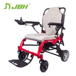 Dobragem em fibra de carbono leve e portátil cadeira eléctrica para mobilidade