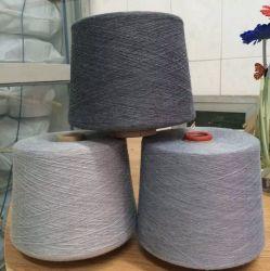 De Ring Gesponnen Zwarte Witte Kleur 21s-32s van uitstekende kwaliteit kamde Katoenen van 100% Garen voor Sokken op Verkoop