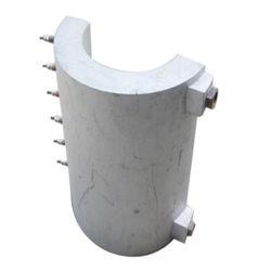 Commerce de gros prix d'usine Custom Plaque chauffante en aluminium moulé Chauffage électrique