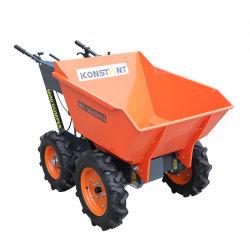 4WD construcion d'exploitation minière de l'alimentation de l'Agriculture Barrow Mini Dumper