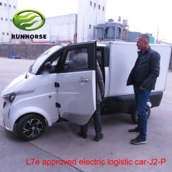 L7e aprovado a carga elétrica Carro de Entrega