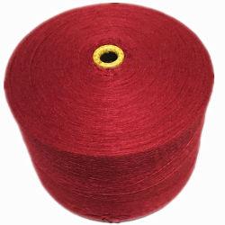 100% gemerzerisiertes Garn-strickendes Wolle-Garn der Wolle-48nm/2