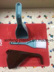 De plastic Plastic Borstel van de Schonere Borstel voor Desktop in Bureau of Huis met Verschillende Kleur