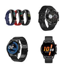 Smartphone TW36 hommes/femmes/don/poignet/ Montres Activity Tracker de conditionnement physique des périphériques portables étanches Smartphone Moniteur de fréquence cardiaque