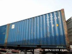 Ningbo nouveau conteneur sec Qingdao utilisé de conteneurs de fret sec