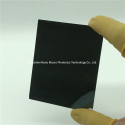 En Stock la transmittance objectif photographique filtres ND personnalisé d'optique du filtre à densité neutre