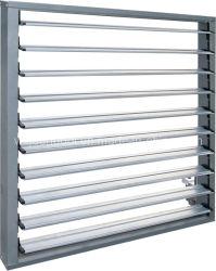 نافذة تدفق الهواء الكهربائي لمعدات الدفيئة 50 قدمًا