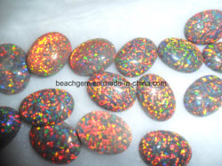 Edelstein - Created Opal für Jewelry Set