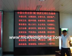 L'intérieur Adversiting Affichage LED LED programmable message émouvant signer