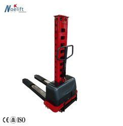 1300 mm de hauteur de levage de l'auto chargement gerbeur électrique